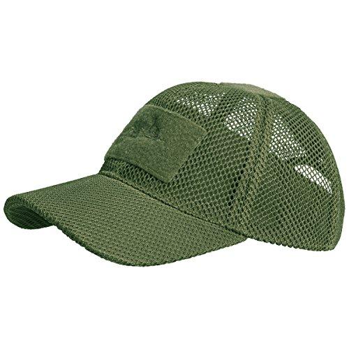 Helikon Baseball Gitter Mütze Olive Grün
