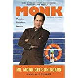 Mr. Monk Gets on Board: Monk by Hy Conrad (2015-08-06)