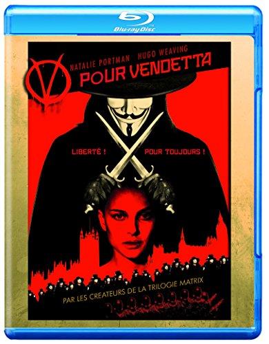 V pour Vendetta [Blu-ray], occasion d'occasion  Livré partout en Belgique