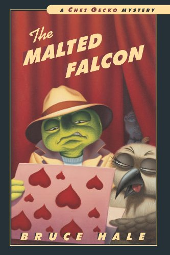 The Malted Falcon: A Chet Gecko Mystery (English Edition)