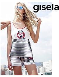 GISELA - Pijama Betty Booo Mujer