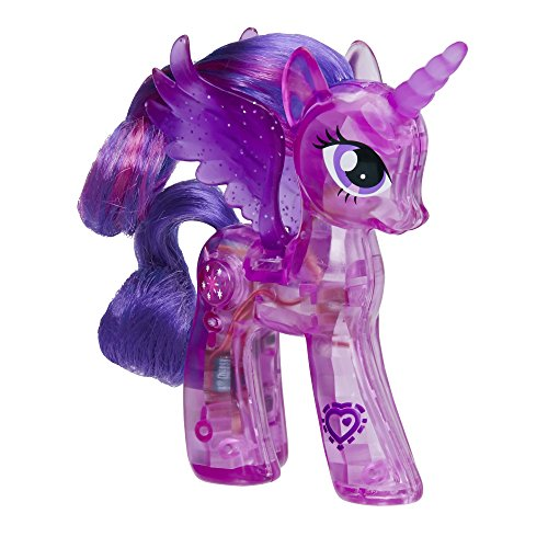 My Little Pony Explore Equestria Sparkle Bright Princess Twilight Sparkle (Watch Little My Pony)