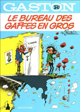 Gaston (édition spéciale) - tome 2 - Le bureau des gaffes en gros par Franquin