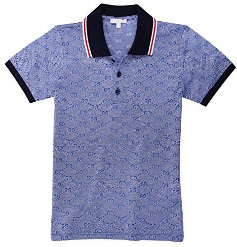 gucci-polo-ragazzi-in-blu-258715-4054-blu-blau