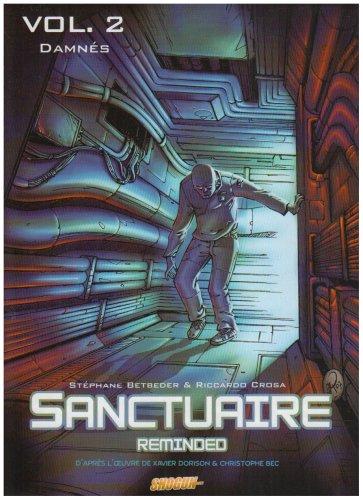 Sanctuaire reminded, Tome 2 : Damnés