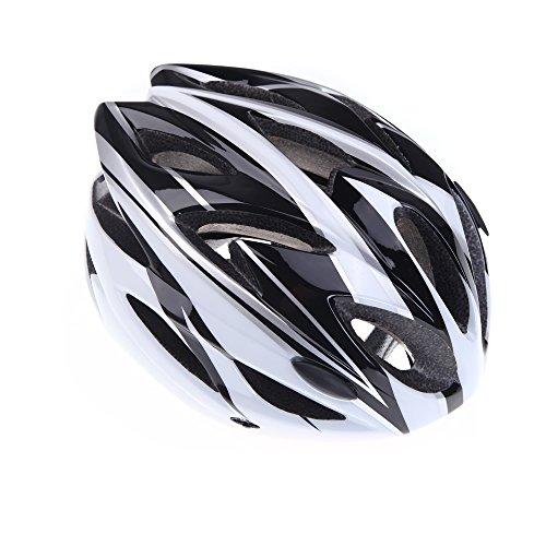 Lixada casque de vélo cyclisme sportif Ultraléger moul?solidairement avec...