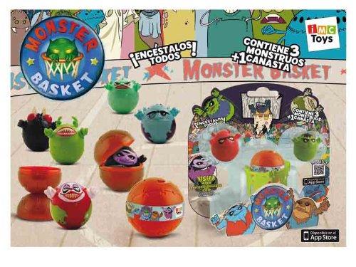 Imagen principal de IMC Toys - Monster Basket 3 Piezas Con Canasta 43-19027