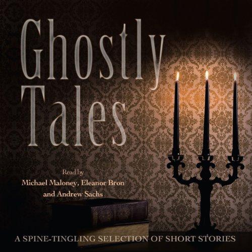 Ghostly Tales  Audiolibri