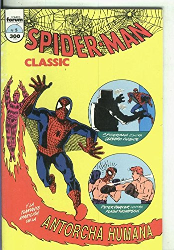 Spiderman Classic numero 05