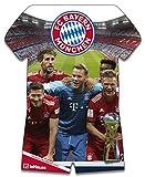 FC Bayern München Trikotkalender 2019 -