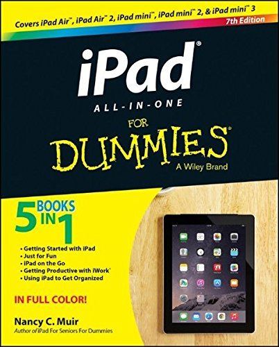 iPad All-in-One For Dummies by Nancy C. Muir (2015-01-27)
