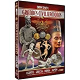 Empires Collection: Great Civilizations - 4-DVD Set ( Empires: Egypt's Golden Empire / Empires: The Greeks - Crucible of Civilization / Empires: The Roman Empir