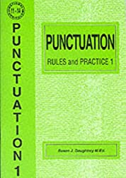 Punctuation Rules and Practice: No. 1 (English)
