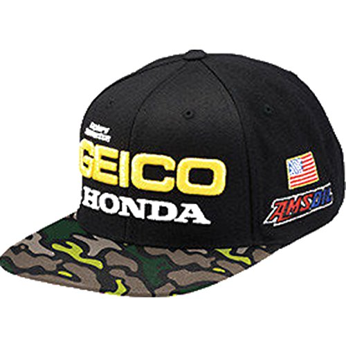 100-geico-honda-podium-snapback-hat-cap-camo