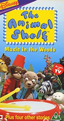 The Animal Shelf: Music In The Woods Plus Four Other Stories [VHS]