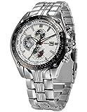 Curren Luxury Analogue White Dial Men's Watch CUR023