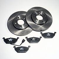 MAPCO Bremsensatz Bremsscheiben /& Beläge Vorne 47855 für AUDI SEAT SKODA VW