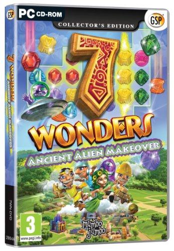 Preisvergleich Produktbild 7 Wonders: Ancient Alien Makeover (PC DVD)