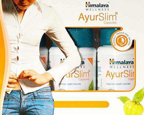 Himalaya Herbal Ayurslim Capsules  available at amazon for Rs.586