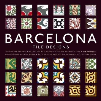 Barcelona Tile Design (Pepin Designs & Patterns) par Mario Arturo Hernandez