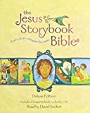 The Jesus Storybook Bible: Every Story Whispers His Name by Sally Lloyd-Jones (26-Aug-2014) Hardcover