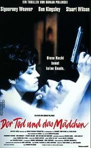 Der Tod und das Mädchen [VHS]