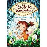 Rubinia Wunderherz, die mutige Waldelfe - Der verschwundene Fluss: Kinderbuch zum Vorlesen und ersten Selberlesen - Für Mädch