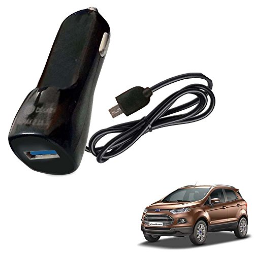 Vheelocityin Bluei 6 Month Warranty Car USB Charger Fast Charging USB Charger For Ford EcoSport
