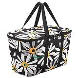 Reisenthel - UH7038 - Kühltasche - Coolerbag - Polyester - Blumen Dekor - 25 x 44,50 x 24,50 cm
