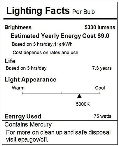 """Neewer®75W 18\"""" Außen 14\"""" Innen Kalt Weiß & Energie Sparen Fluoreszenz Ring-Leuchte für Neewer Kamera Foto/Video 18\"""" Außen 14\"""" Innen 600W 5500K Ring Fluoreszenz Blitzlicht(Ersatzlampe nur"""