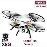 Cewaal X8G 2.4G 4.5CH 6Axis Gyro Sans tête 360 ° RC Quadcopter