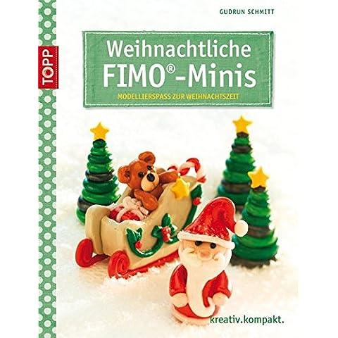 Weihnachtliche FIMO-Minis: Modellierspaß zur Weihnachtszeit