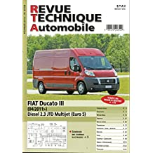revue technique automobile fiat ducato livres. Black Bedroom Furniture Sets. Home Design Ideas
