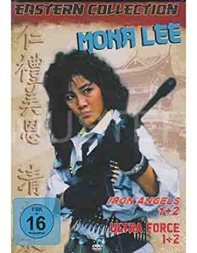Bild von Mona Lee - Iron Angels 1 +2, Ultra Force 1 + 2