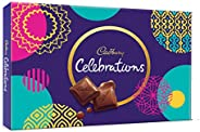 Cadbury Celebrations Assorted Chocolate Gift Pack, 186.6g - Pack of 2