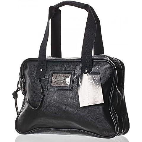 frankies Garage–Big Apple NY–Mujer maletín Ejecutivo de–Ladies Business Bag