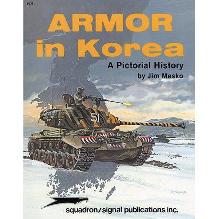 Armor in Korea: A Pictorial History - Specials series (6038)