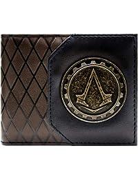 Cartera de Ubisoft Assassins Creed Distribuir Cog marrón