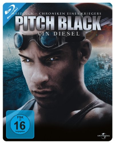 Pitch Black - Planet der Finsternis - Steelbook [Alemania] [Blu-ray]