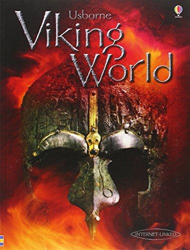 Viking World (Usborne Illustrated World History) by Philippa Wingate (2013-03-01)