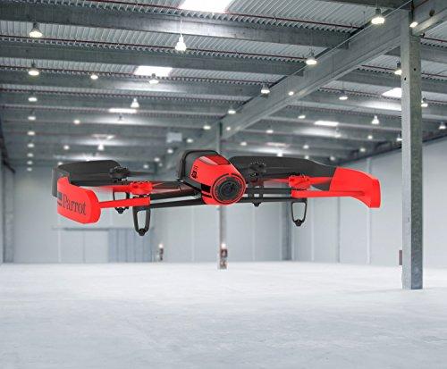 Parrot Bebop Drohne rot - 11