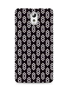 Amez designer printed 3d premium high quality back case cover for Lenovo Vibe P1M (Cool Pattern6)