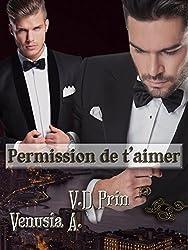 PERMISSION DE T'AIMER