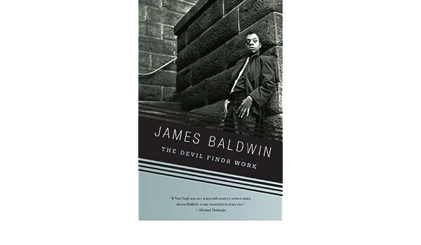 the devil finds work baldwin james