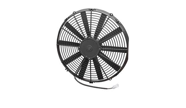 Spal 30101517 16 Straight Blade Low Profile Fan