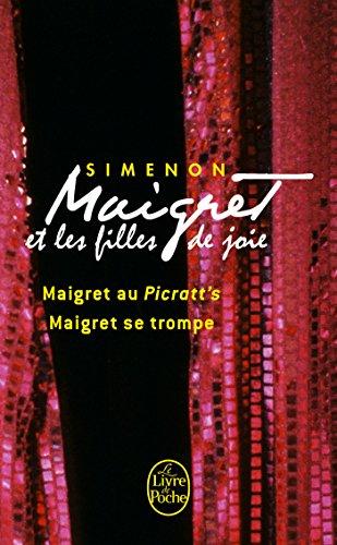 Maigret et les filles de joie (2 titres) par Georges Simenon