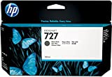 HP 727 Mattschwarz Designjet Tintenpatrone, 130ml