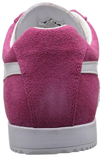Gola Damen Harrier Sneakers Pink (Hot Fuchsia/White)