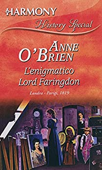 L'enigmatico Lord Farington di [O'Brien, Anne]