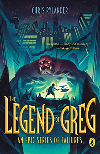 The Legend of Greg (An Epic Series of Failures Book 1) (English Edition)